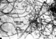 Углеродные нанотрубки, полученные методом каталитического разложения углеводородов