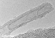 трансмиссионная электронная микроскопия высокого разрешения