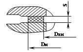 Уплотнение фланцевых соединений с гладкими уплотнительными поверхностями